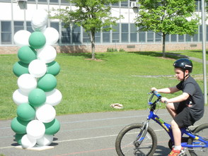 Mary Kay McMillin Early Childhood Center Wheel-A-Thon Raises $1,362 For St. Jude Children's Hospital, photo 3