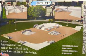 Fanwood Skateboard Park Meeting