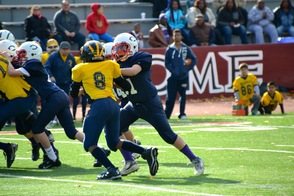Chatham 7th-Graders Win Playoff Game Against Belleville in OT, 16-14, photo 2
