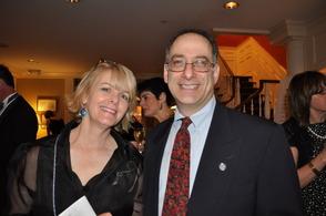 Dave Haas and Dana Stevens