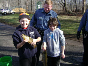 New Providence P.B.A. #132 and Recreation Hold Annual Fishing Derby, photo 4