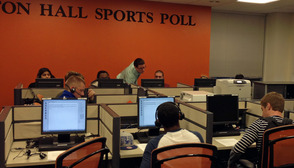 SHU sports pollsters