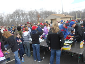 Berkeley Heights Is Ready To Play Ball -- Hundreds Turn Out For PAL Baseball Parade, photo 4