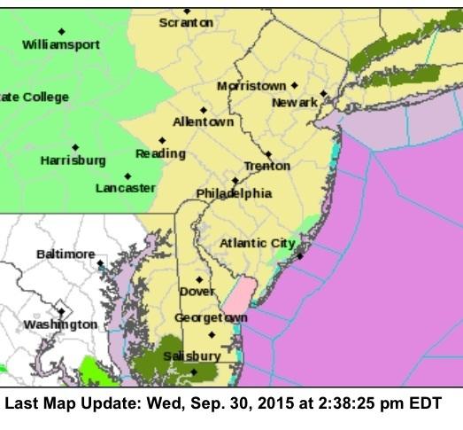 make a plan warren national weather service issues hazardous