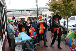 Halloween Festivities Fill South Orange Village Center, photo 22