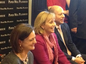 Lt. Governor Guadagno Recognizes Autism Awareness Month in Visit to Paper Mill Playhouse, photo 1