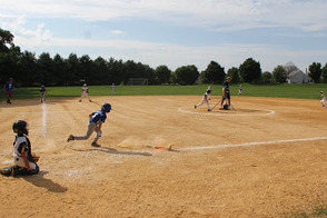 SPFBL 8U Raiders Make Finals of the Branchburg Machine Pitch Tournament, photo 2