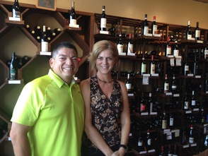 Jose and Toni Sotelo of UnWined