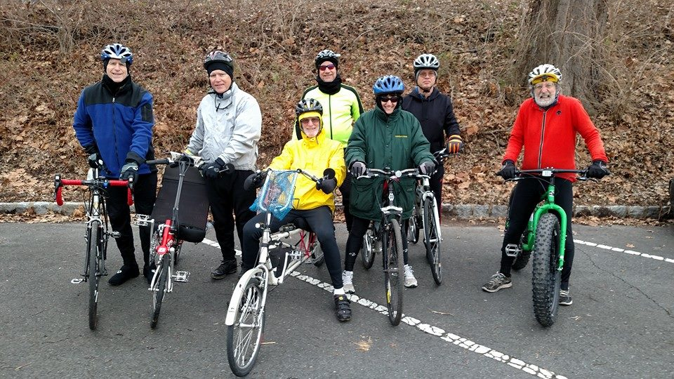 Bicycling Group 24