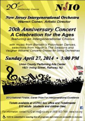 Concert on April 27, 2014