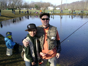 New Providence P.B.A. #132 and Recreation Hold Annual Fishing Derby, photo 6