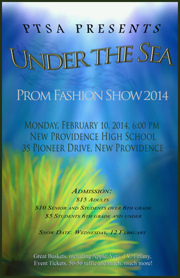 'Under The Sea' Prom Fashion Show and Tricky Tray Set for Monday Night, photo 2