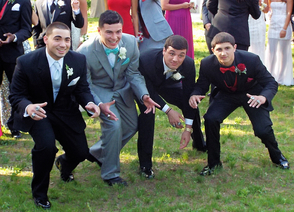 South Plainfield High School Seniors Step-out in Style for Prom, photo 3
