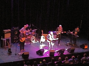 Graham Parker and the Rumour at SOPAC