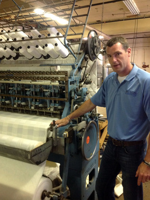 Ron Shovlin makes his products in Fanwood