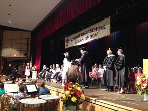 SHS 14 Grad - Diplomas