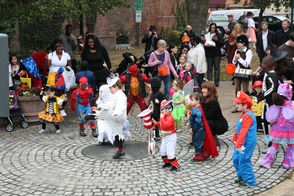 Halloween Festivities Fill South Orange Village Center, photo 27