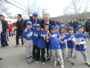 Berkeley Heights Is Ready To Play Ball -- Hundreds Turn Out For PAL Baseball Parade, photo 10