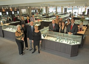 Walter Bauman Jewelers Brand New Store in West Orange