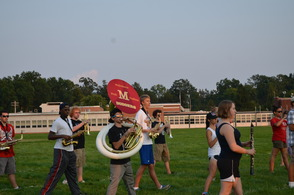 Madison Marching Dodgers Making Music and Marching Toward a New Season, photo 3