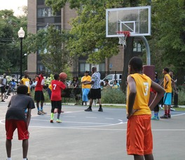 2014 Mayor's Classic Basketball Tournament Comes To An End With Championship Game, photo 7