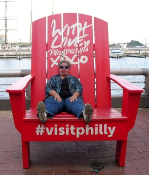 Big Red Chair, photo 1