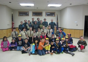 Pack 180, Troop 180 and Crew 276
