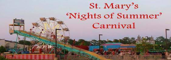 Sunday Action: Last Night St. Mary's Carnival and Local ...