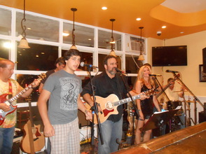 "Seventh Stage ""Last Performance"" To Packed House At Pete's Place, photo 5"