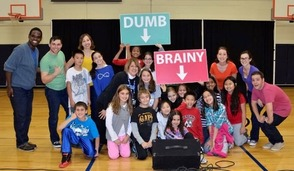 Schoolhouse Rock Live! Visits Central School, photo 1