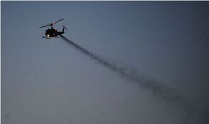 Essex County Began Aerial Spraying for Mosquito Control This Week