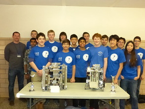 Westfield School Robotic Designs in High Gear, photo 1