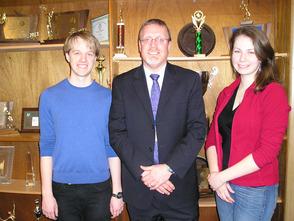 Presidential Scholar Candidates at Westfield High School, photo 1
