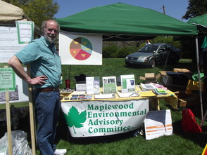 Bob McCoy, Maplewood's Environmental Advisory Committee