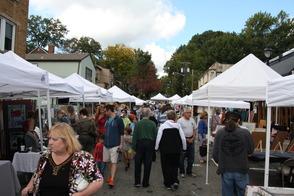 Maplewood 'Art Walk & Music Fest' Generates Big Interest, photo 6