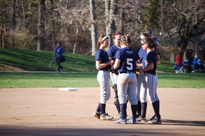 Gov. Livingston Softball Victorious Over Unbeaten Metuchen, 7-5, photo 1