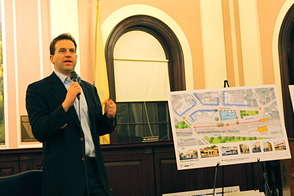 Maplewood Residents Express Concerns at Open Forum with Post Office Site Developers, photo 3