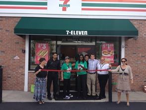 South Orange 7-Eleven Holds Grand Opening, photo 7