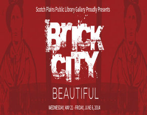 Brick City Beautiful at the Scotch Plains Public Library, photo 1