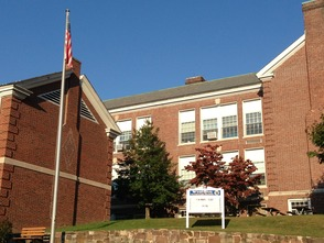 PTO Installs New Sign at Millburn's Wyoming Elementary School, photo 2