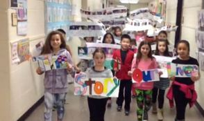 Burnet Hill Second Graders Share The Stories of Their Lives