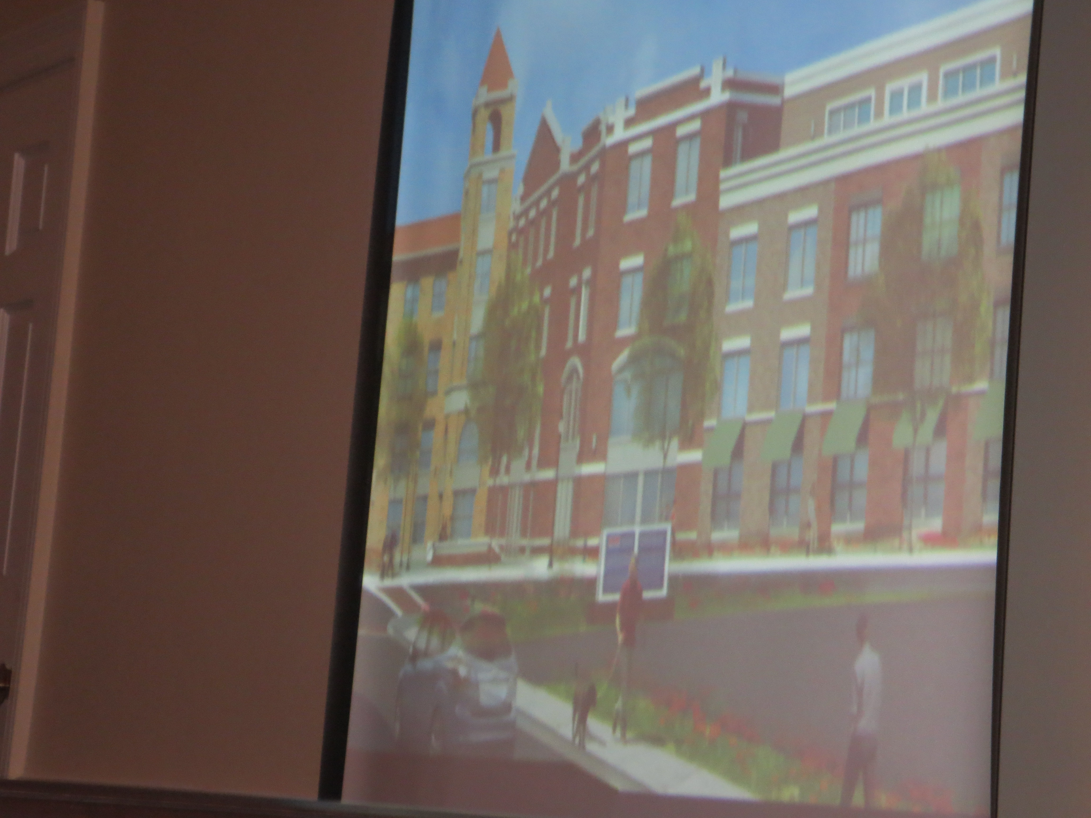 Westfield Planning Board Approves 70 Unit Apartment plex on
