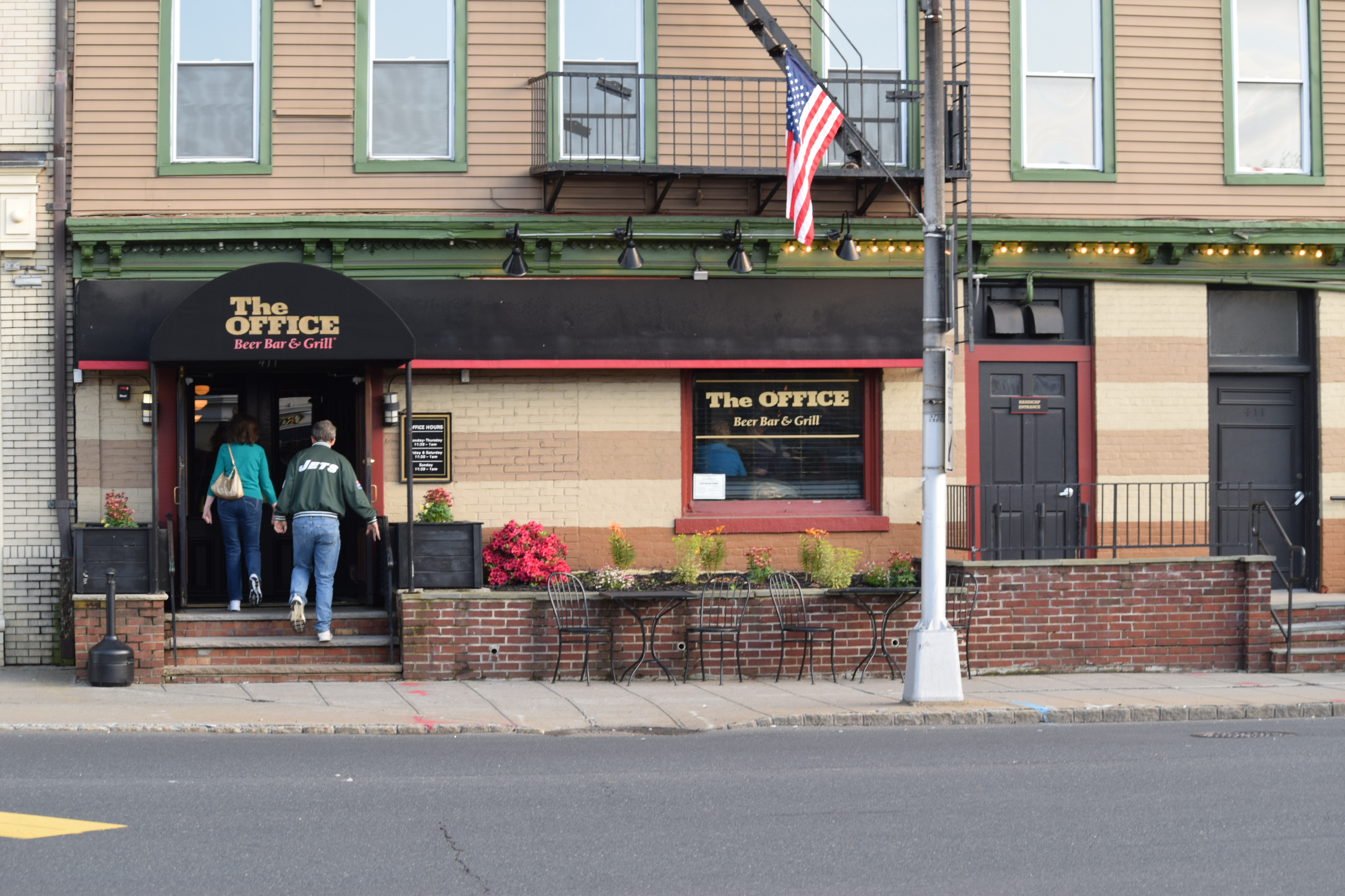 Last Call at Westfield Landmark: The Office, Formerly The Jolly Trolley, Closes