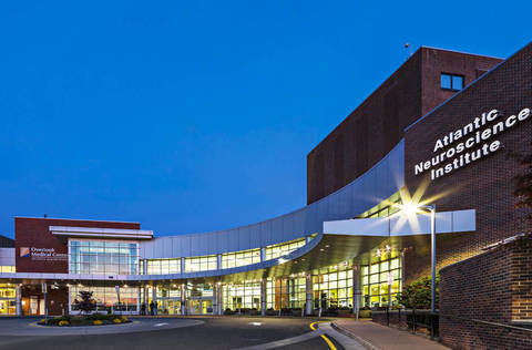 Overlook medical center recognized as a best regional hospital in central new jersey by u s for Gardens regional hospital and medical center