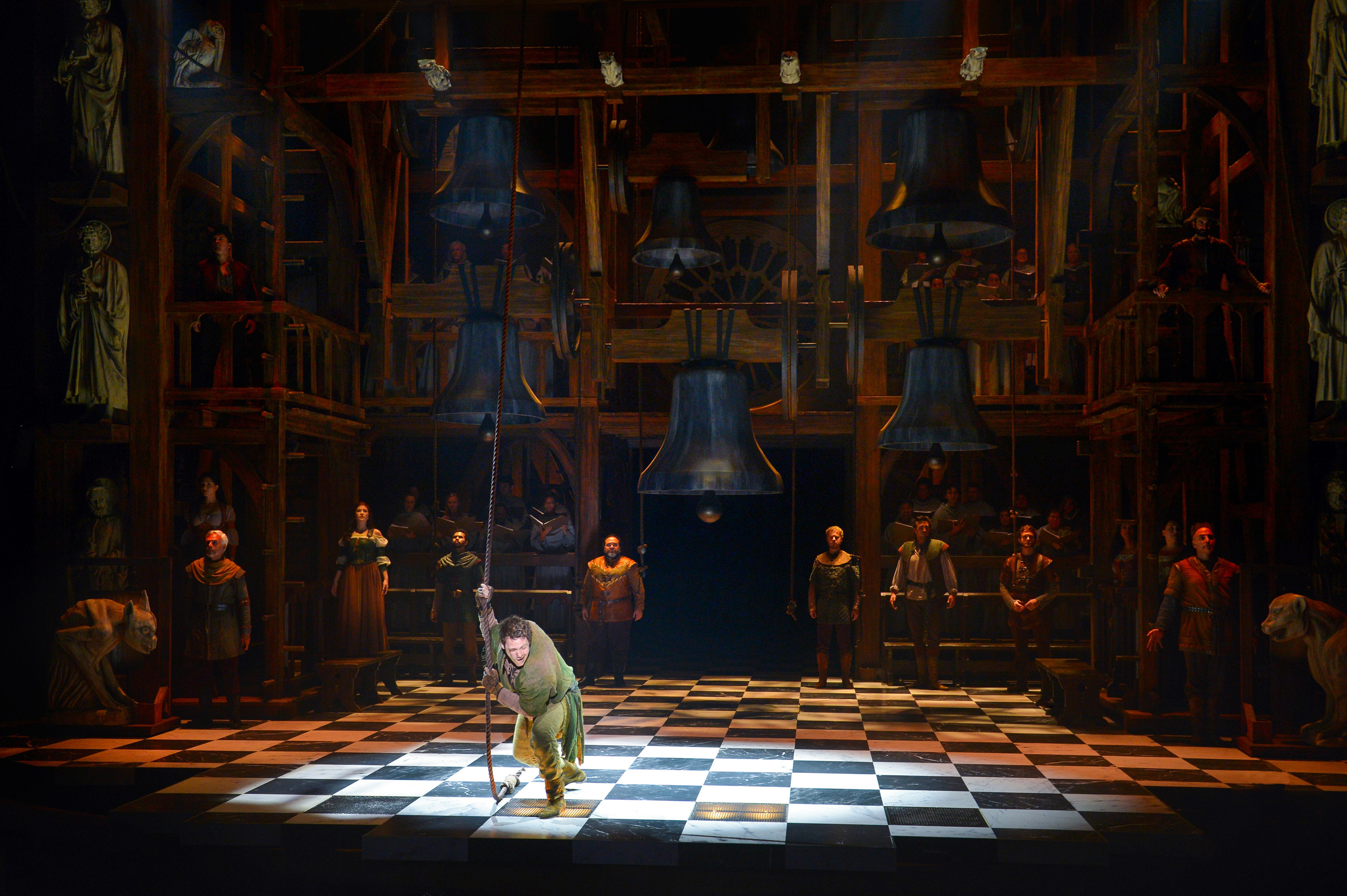 2 Morristown Residents Set To Appear In Hunchback of Notre Dame