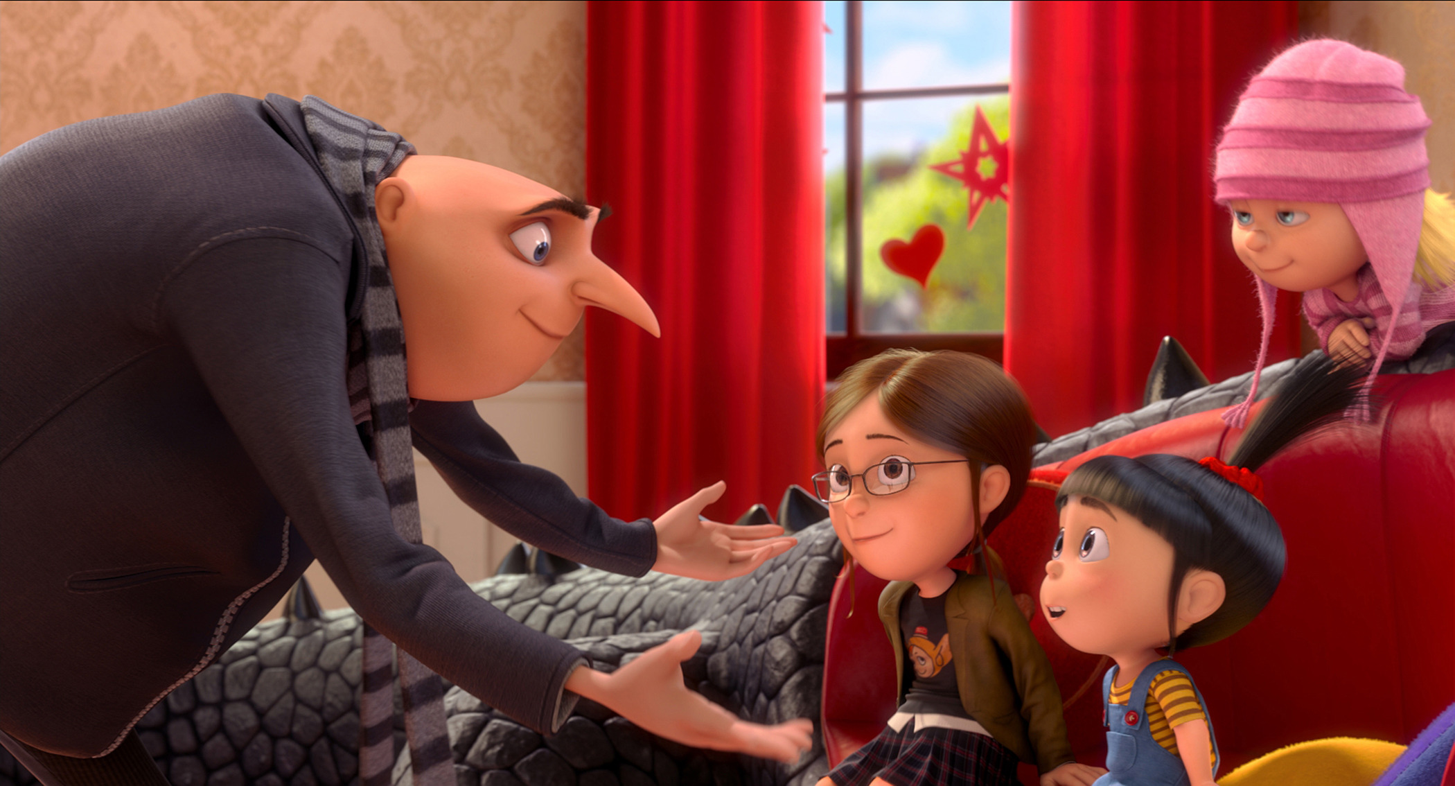 """Livingston's Dana Gaier Returns as the Voice of """"Edith"""" in Despicable Me 2"""