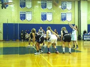 WHS girl's basketball