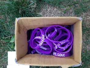 Bands for Brooke