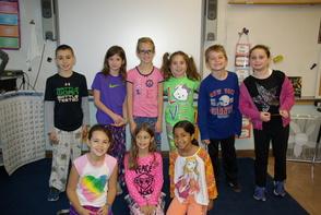 Millburn's Hartshorn School Collects Pajamas to Help Others, photo 1