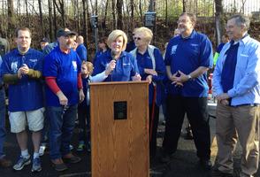 Mayor Mahr proclaims Earth Day